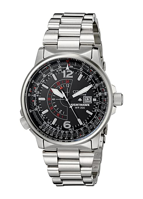 Are Citizen Watches good Night Hawk