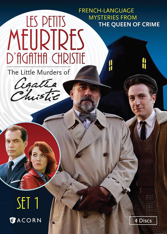 Les Petits Meurtres D'Agatha Christie: Set 1 (US link)