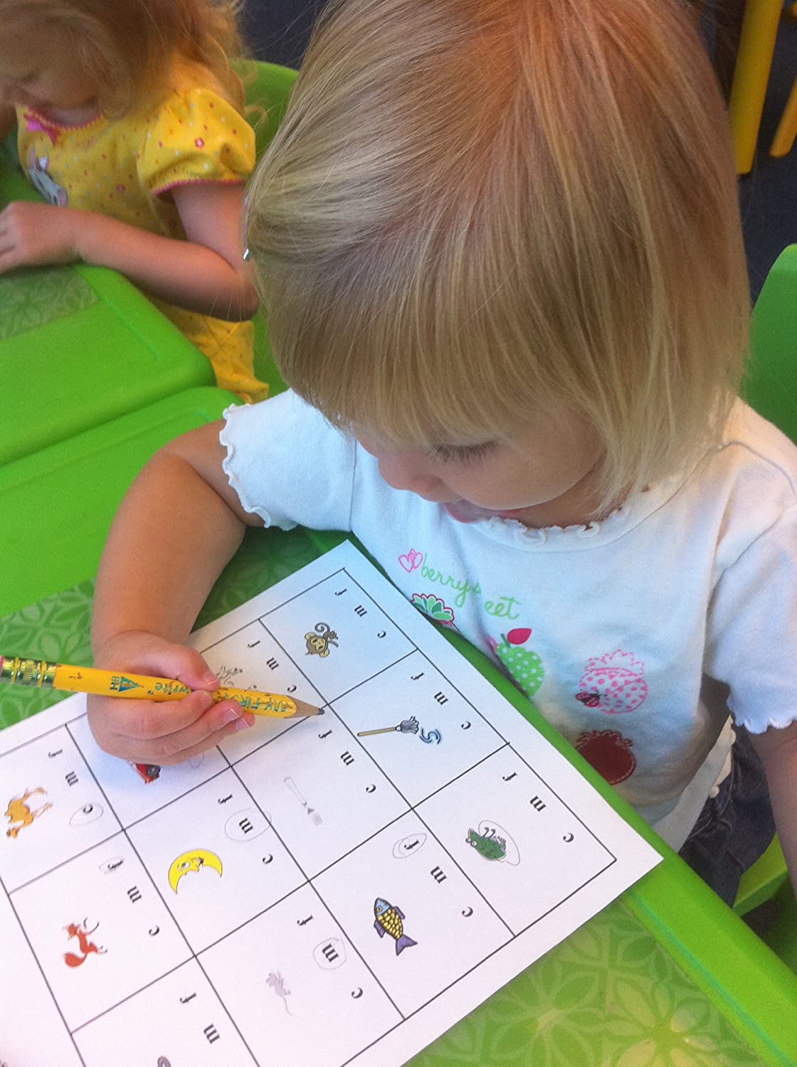 Phonics - early literacy at home