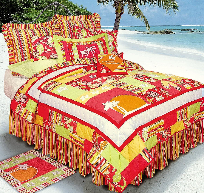 Beach Bedroom Quilts