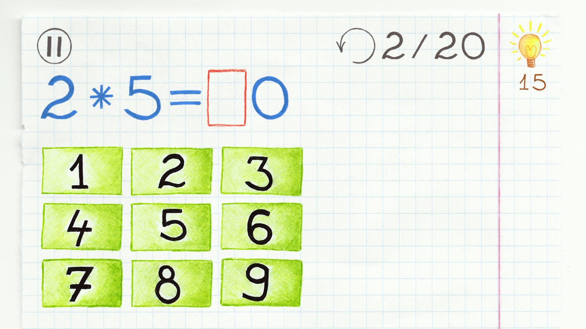 Free game multiplication table fun math android - Multiplication table games online free ...