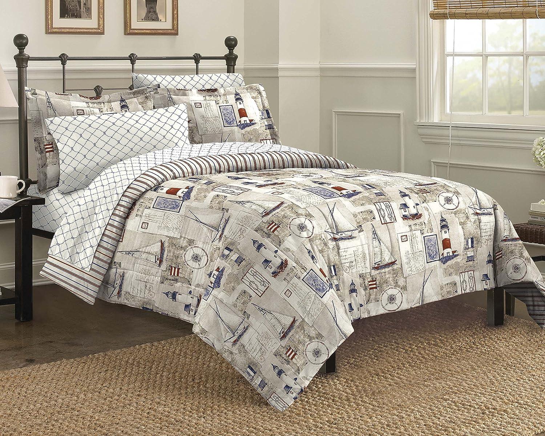 Fresh 60 Nautical Bedding Sets for Nautical Lovers | DO54