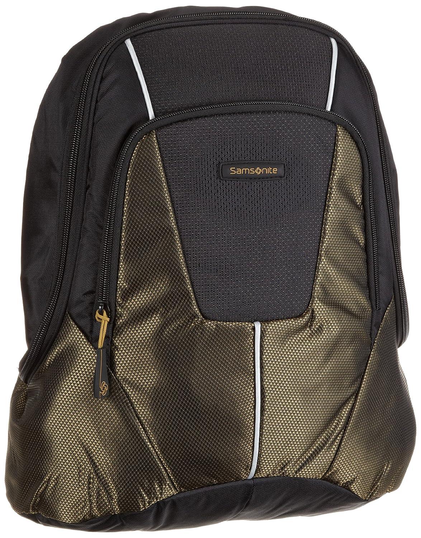 Samsonite - Bolsa de acampada y senderismo, tamaño 30.5 x 20.5 x 39 cm, color dorado