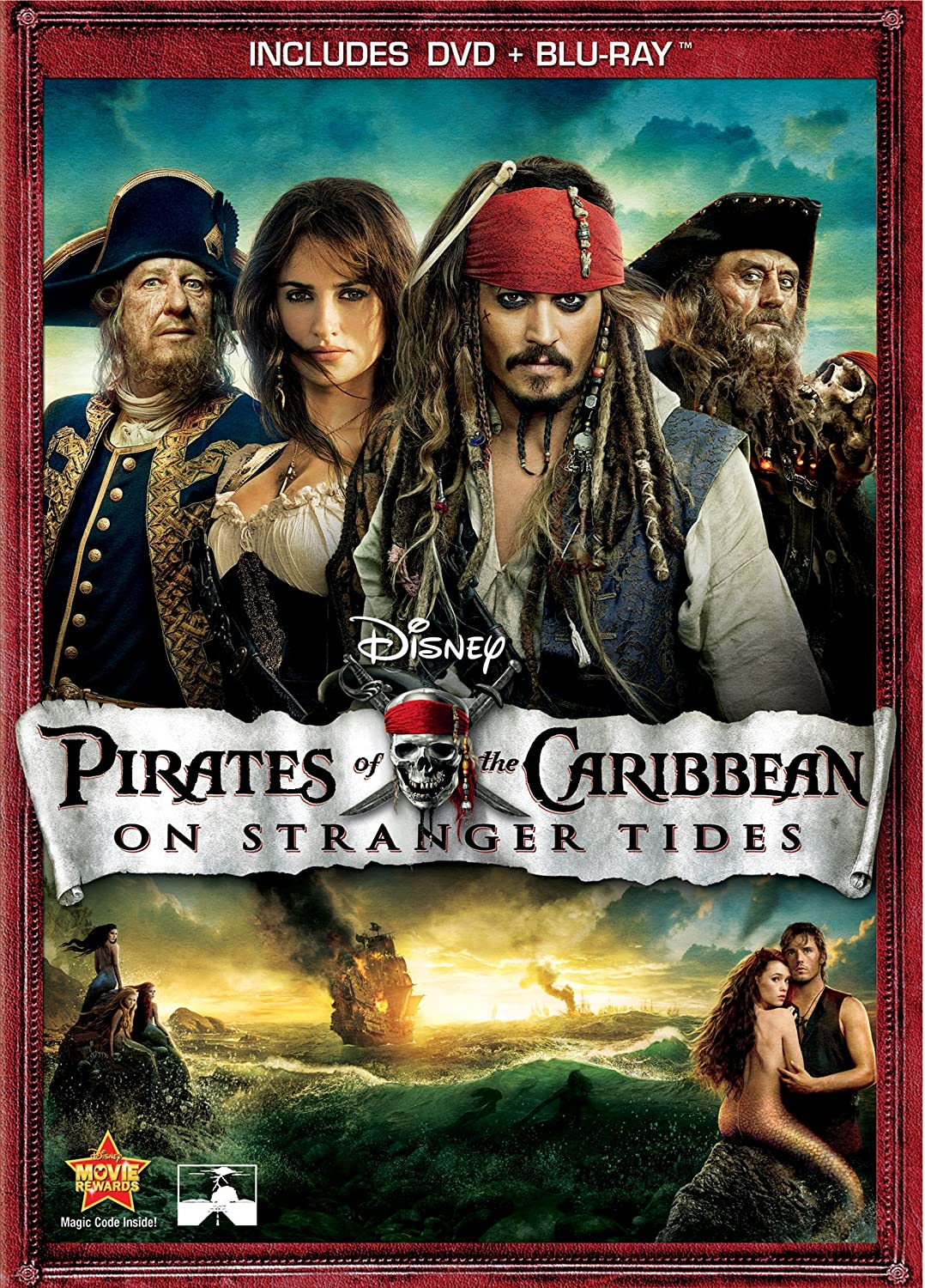 Pirates of the Caribbean: On S...