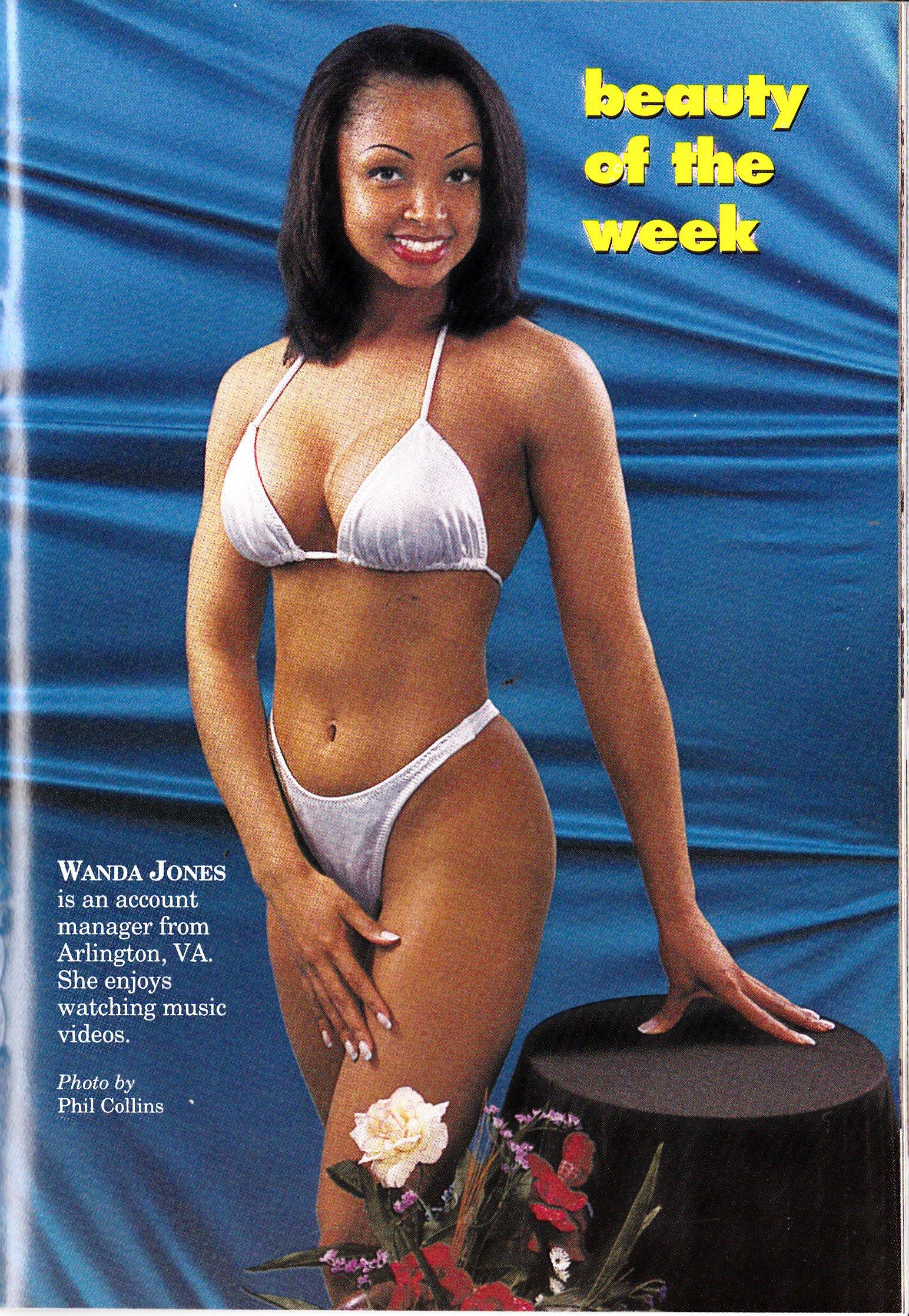 lela rochon bikini pictures