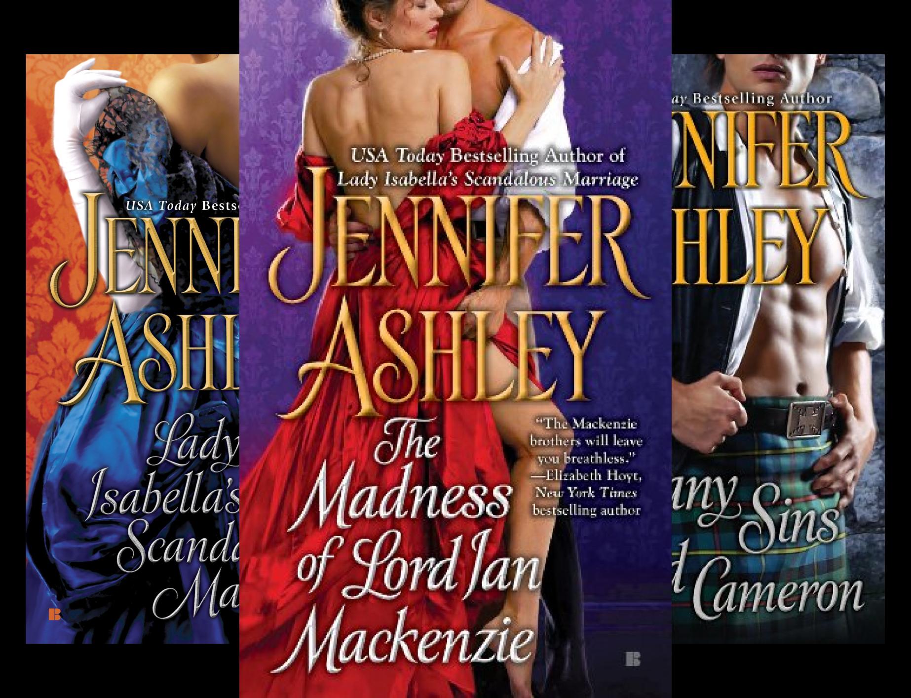 MacKenzies & McBrides (7 Book Series) Pdf