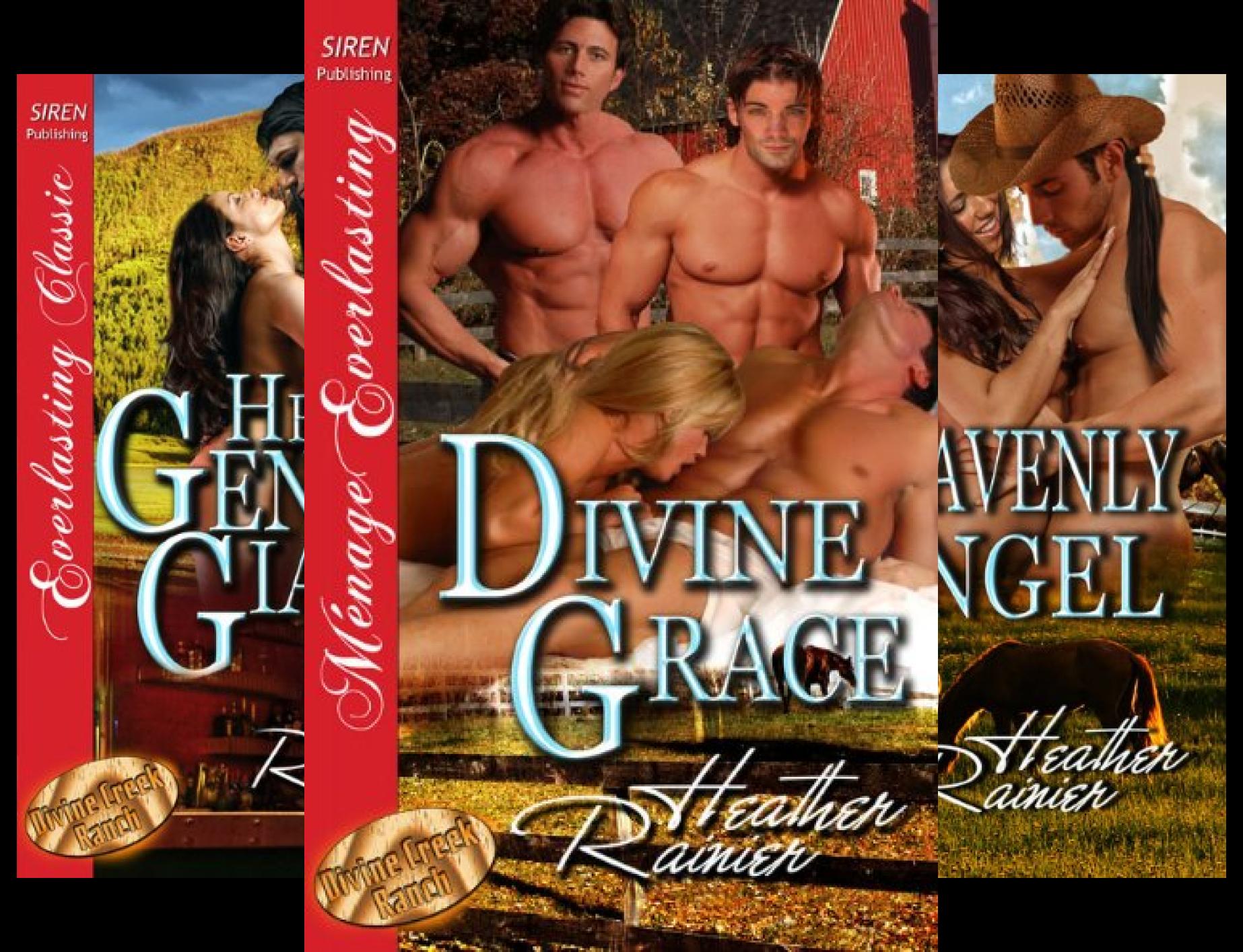 The Divine Creek Ranch (20 Book Series) Pdf