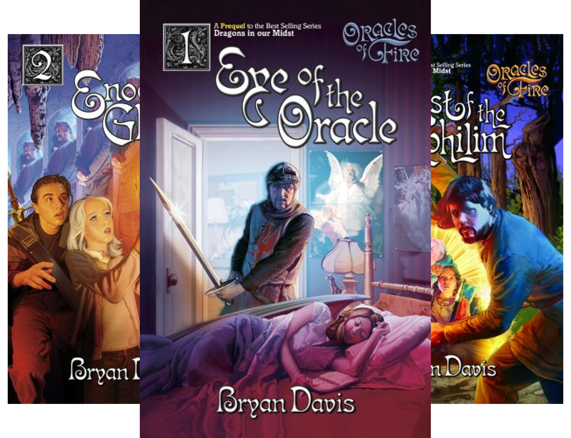 Oracles of Fire (4 Book Series) Pdf