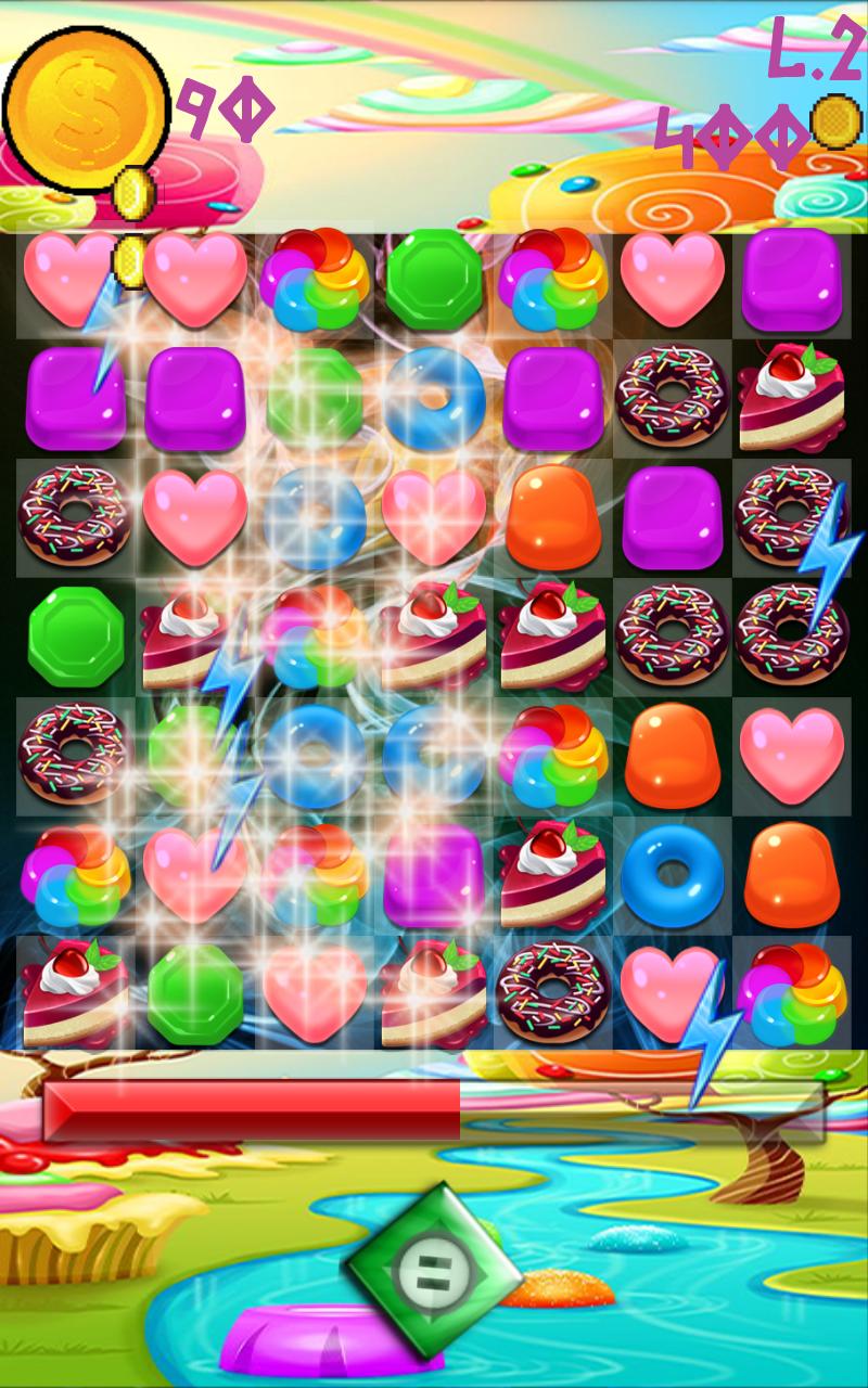 لعبه 2.0 Sweet Candy Rivals
