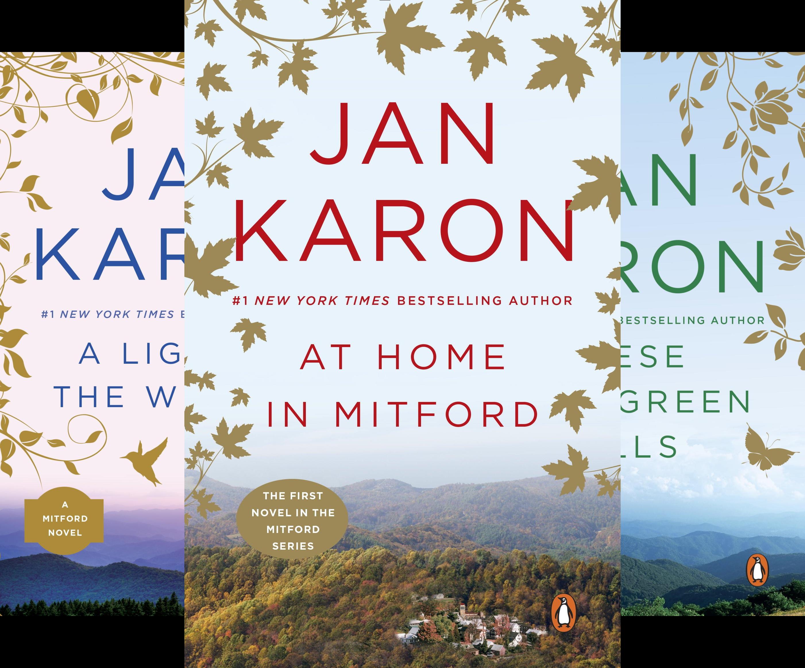 Mitford (10 Book Series) Pdf