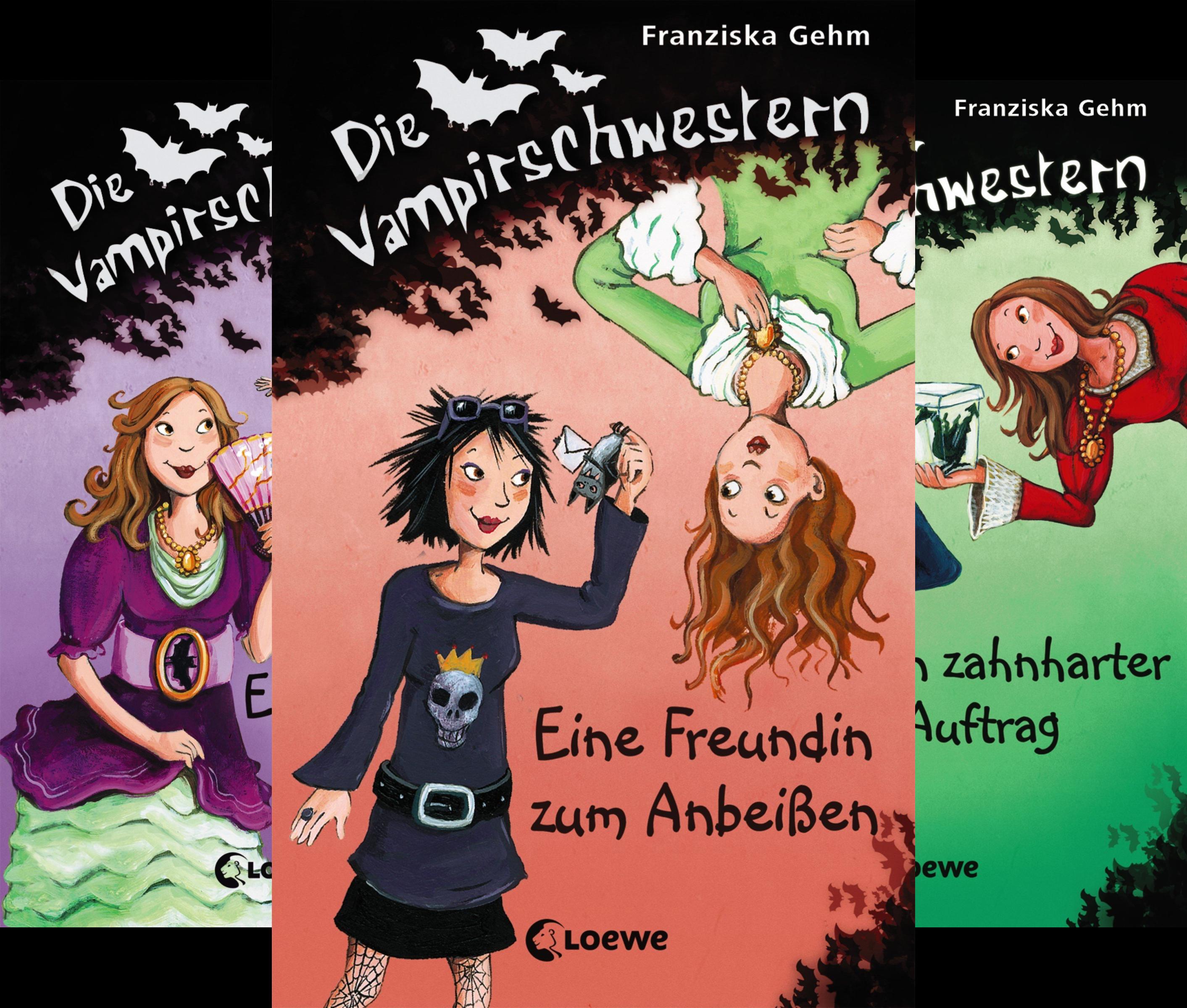 Download Die Vampirschwestern (Reihe in 3 Bänden) Pdf