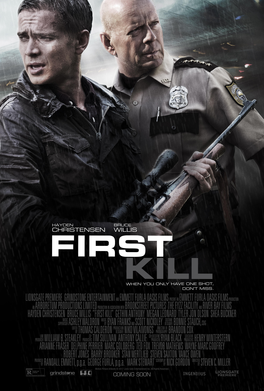 First Kill izle  1080p 