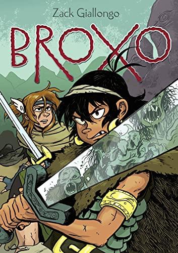 BROXO by Zack Giallongo