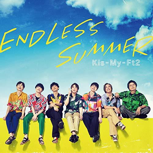 【メーカー特典あり】 ENDLESS SUMMER(CD+DVD)(初回盤A)(ポストカードB付き)